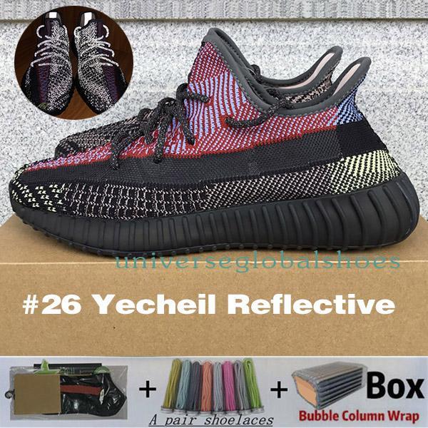 # 26 Yecheil Reflective