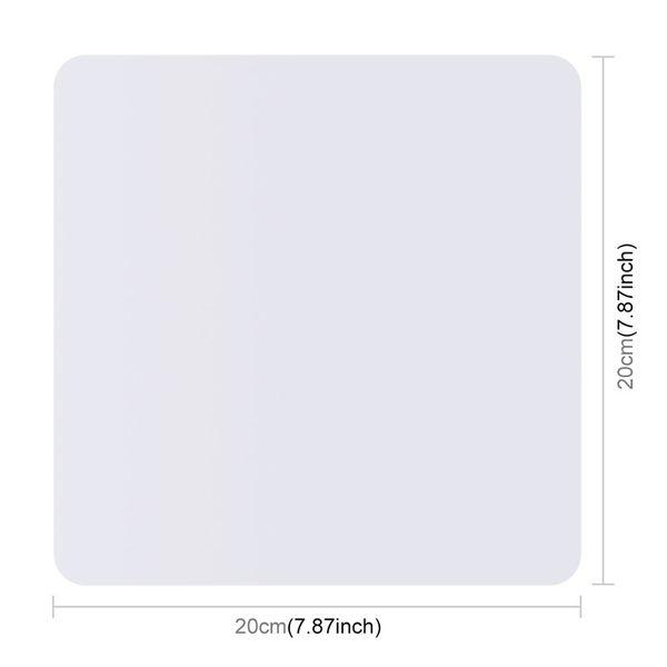 20x20cm белый цвет