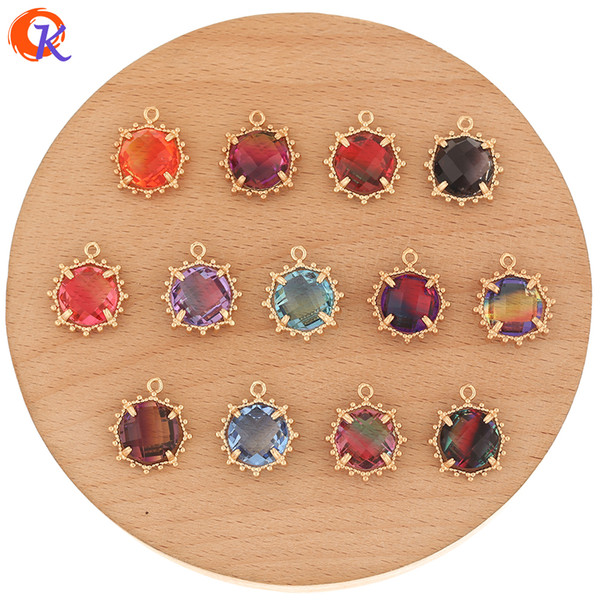 Cordial Design 50Pcs 15*16MM Jewelry Accessories/Crystal Charms/Hand Made/Round Shape/Earring Findings/DIY Making/Pendant T200808 Cordial Design 50Pcs 15*16MM Jewelry Accessories/Crystal Charms/Hand Made/Round Shape/Earring Findings/DIY Making/Pendant 1. Material: Metal Copper 2. Place Of Origin: Made In China ( Mainland ) 3. Shipping Methods: By China Post Air, Hongkong Post Air, EMS, DHL...
