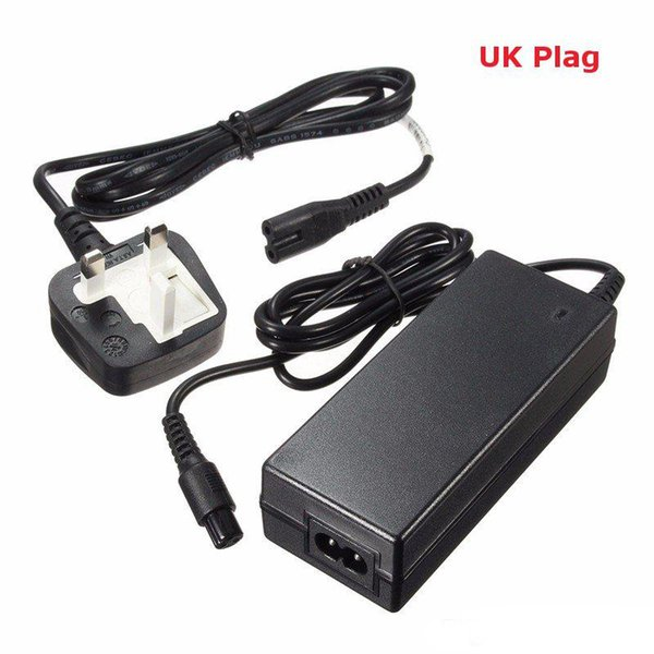 UK Plug hoverboard Charger]