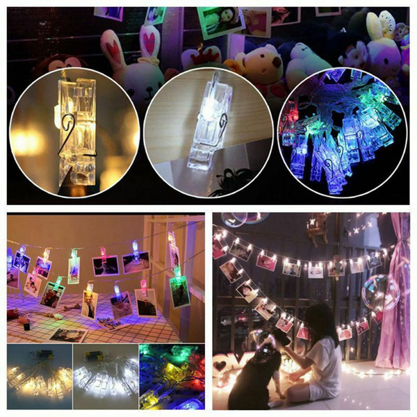 No bad smell 3D Diffusion wall panel1.2M 10 LED Photo Clip String Lights Romantic Wedding Decoration Favors Fairy Light Home Ind OccasionOther is_customizedYes Brand NameOURFETE MaterialPlastic Model NumberJ1423 PatternNONE