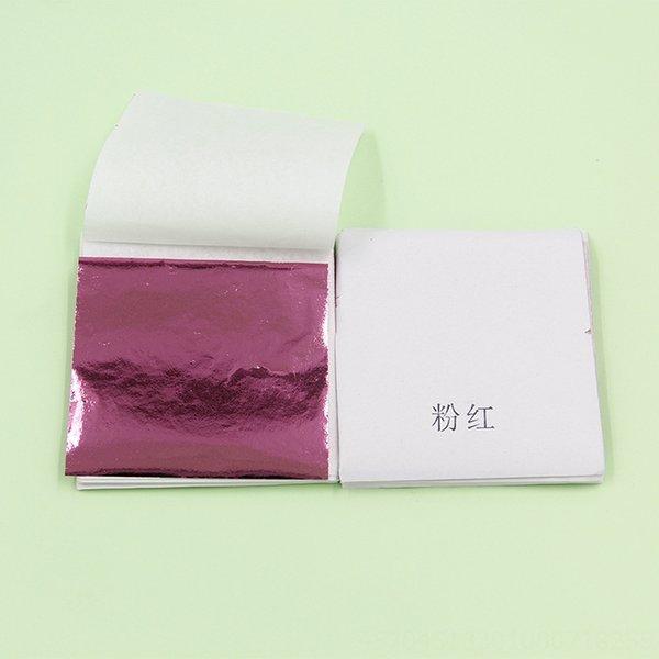 Pink 9x9cm-100 Sheetsxset
