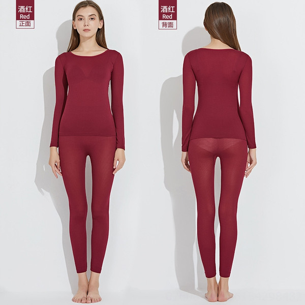 . Donne # 039; s Suit Red Wine