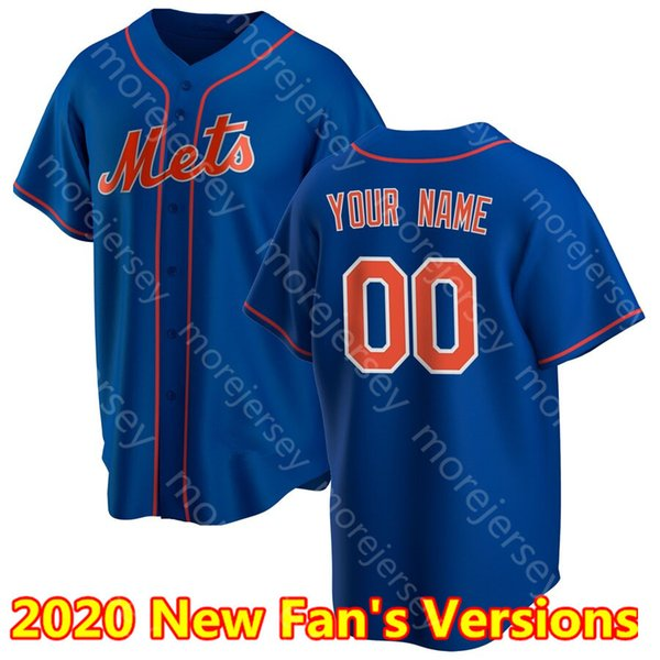 2020 Nova Fan # 039; s versões Blue Orange