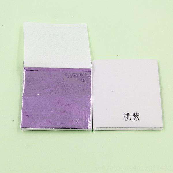 Peach Purple 9x9-100 Sheetsxset