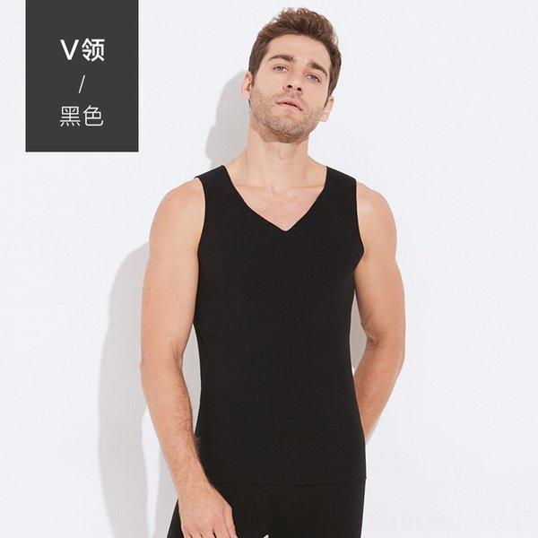 v-Kragen-schwarz