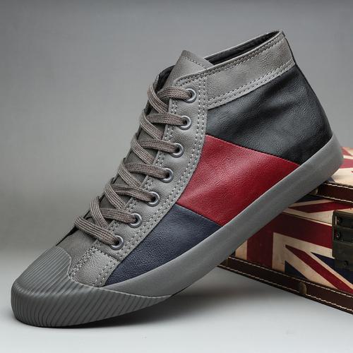 серый шнурок