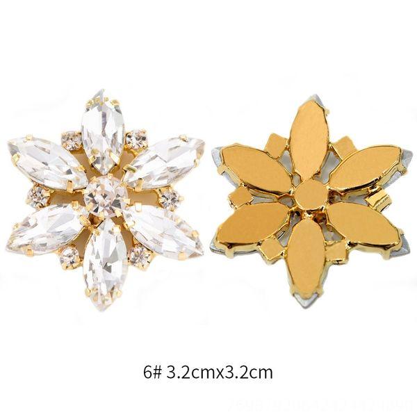 # 6 3.2cmx3.2cm-Golden Sole