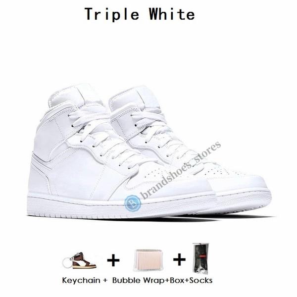 blanco de triple