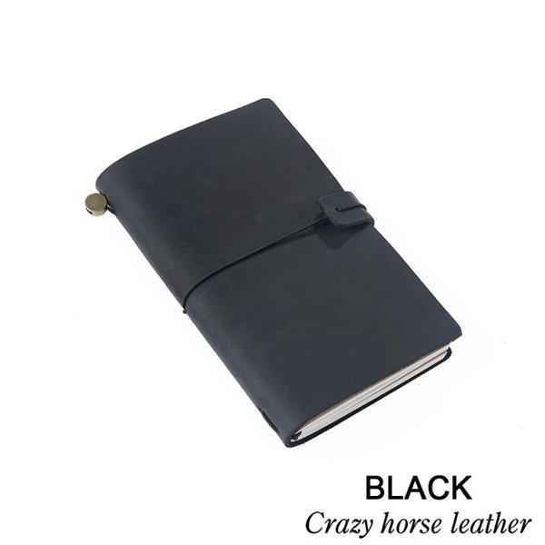 블랙 A5 크기 22x15.5cm