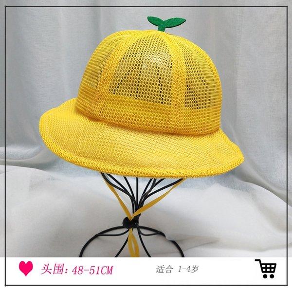 Mz1820 Singolo Cappello Giallo