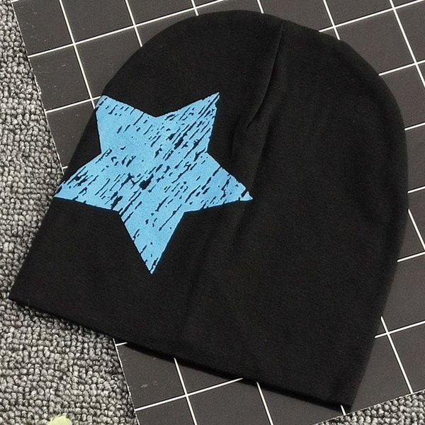 Cinq étoiles Noir