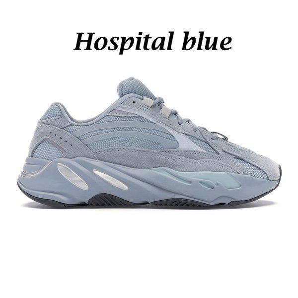 Больница синий