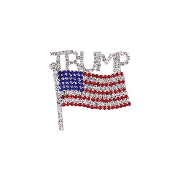 Trump Broche