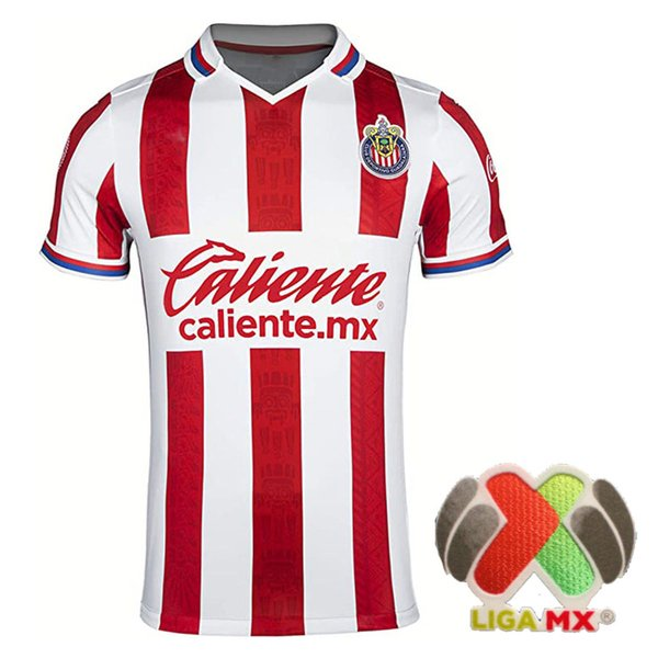 QM164 2021 Home Liga MX patch