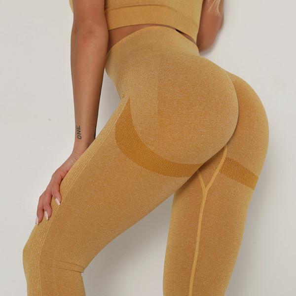 Pantalons jaunes
