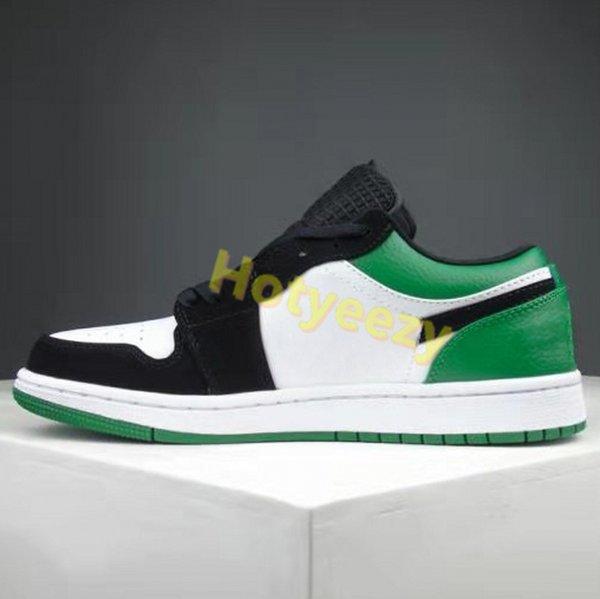 23.white siyah mistik yeşil
