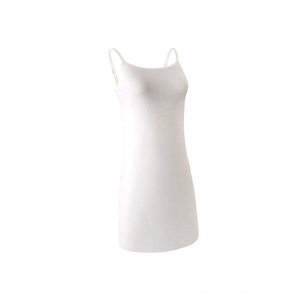 Branco Voltar Skirt