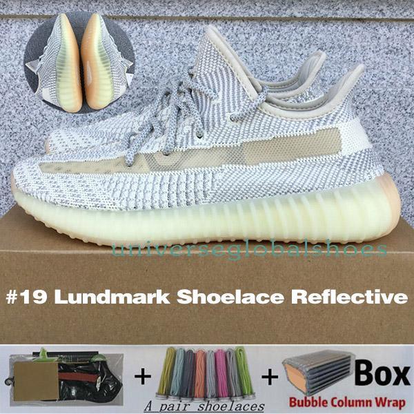 # 19 Lundmmark shoelace réfléchissant