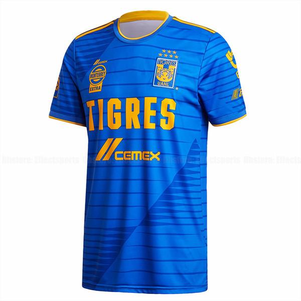 2021 Tigres Away Blue