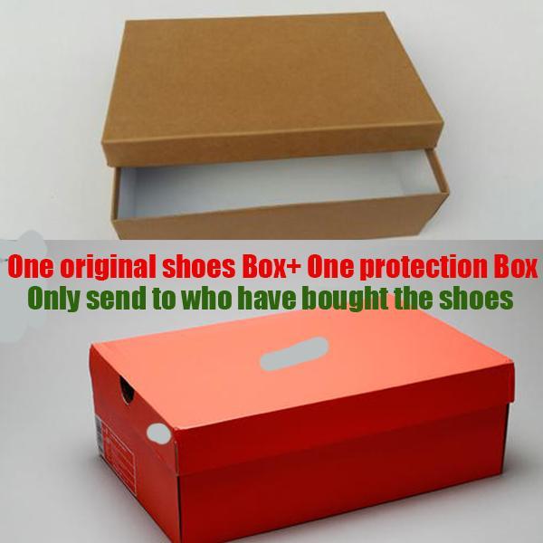 chaussures boîte + boîte de protection