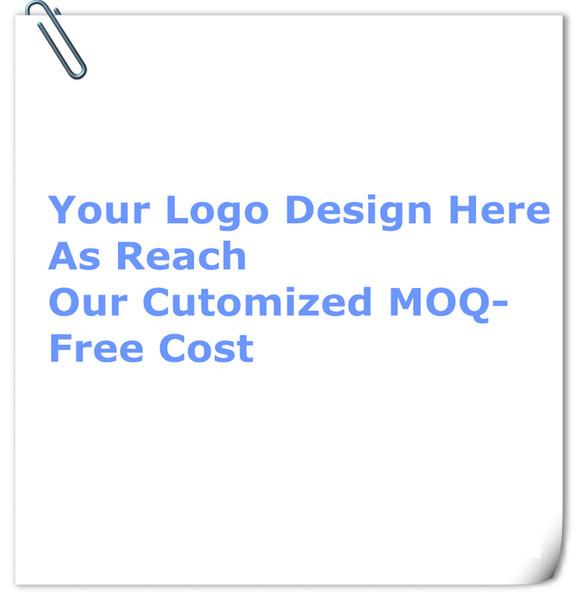 Você projeta o logotipo aqui