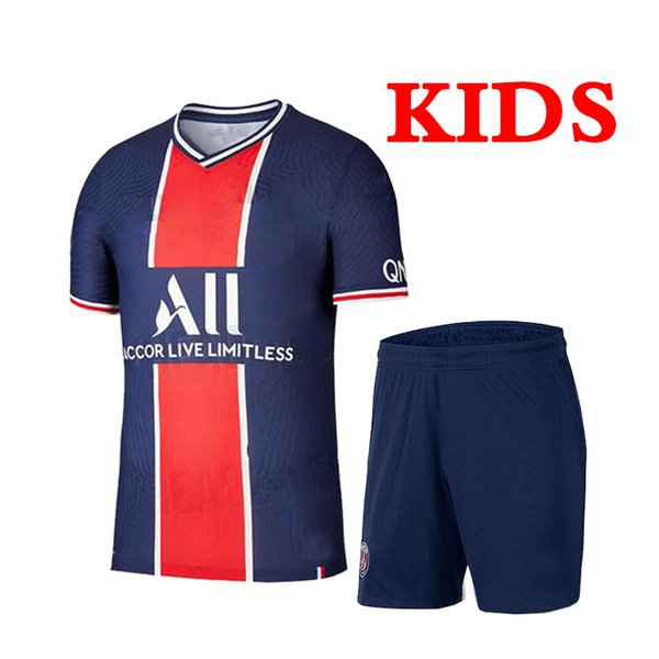 20/21 home kids kit
