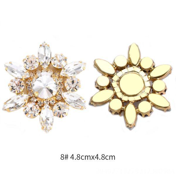 # 8 4.8cmx4.8cm-Golden Sole