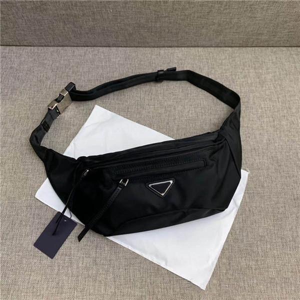 top popular Hot Sale bags Women men waist bags 2020 new fashion shoulder bag high quality nylon chest belt crossbody bag handbag Fannyback bumbag 2020