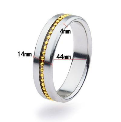 Gold 44mm
