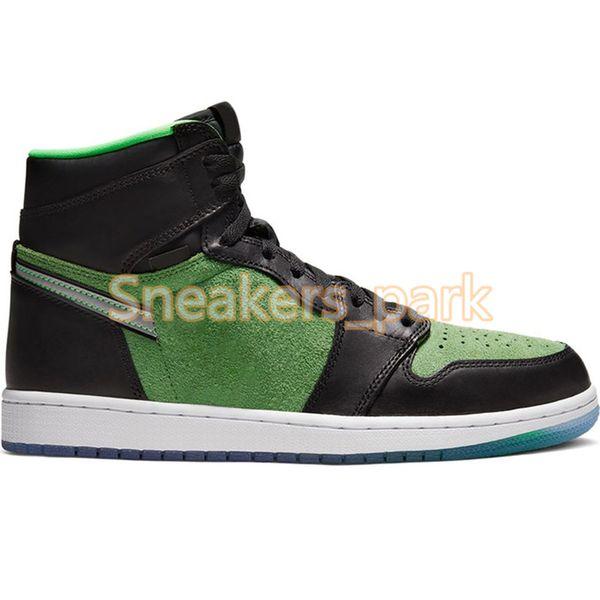 C17-zoom verde nero