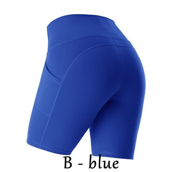 B mavi