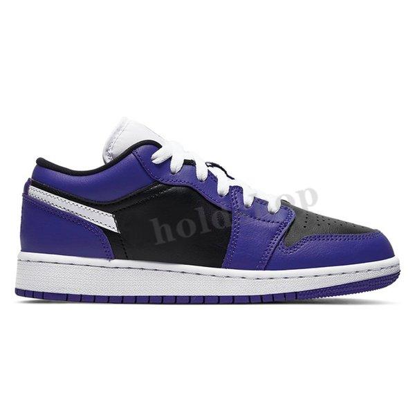 4 Cour Violet Noir