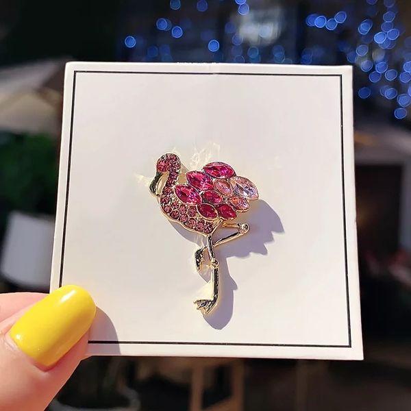 Yy1-1 Flamingo Broche
