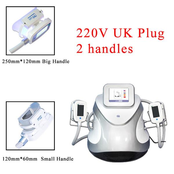 220V UK Plug 2 ручки
