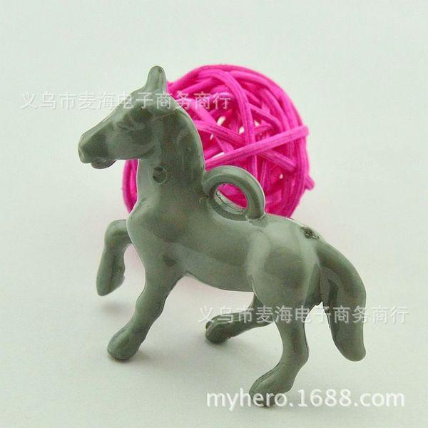 # 16 Gris-40 x 46 mm Pony
