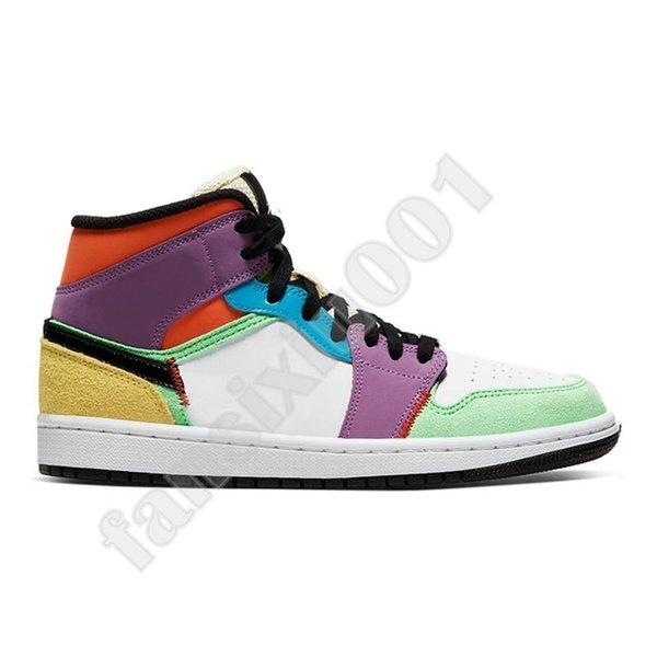 # 25 Mid Se Multi-Color