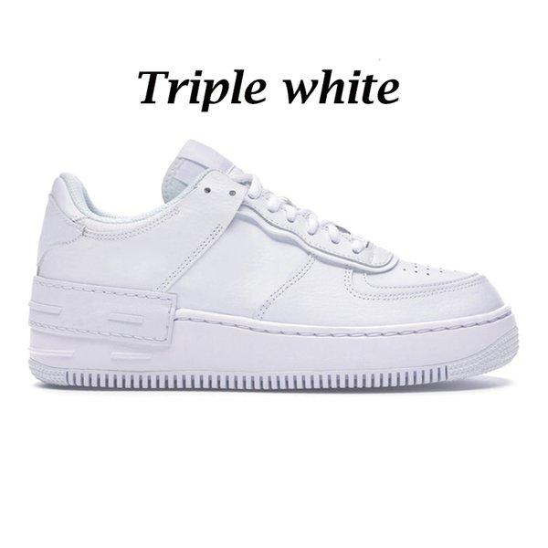 Triple white