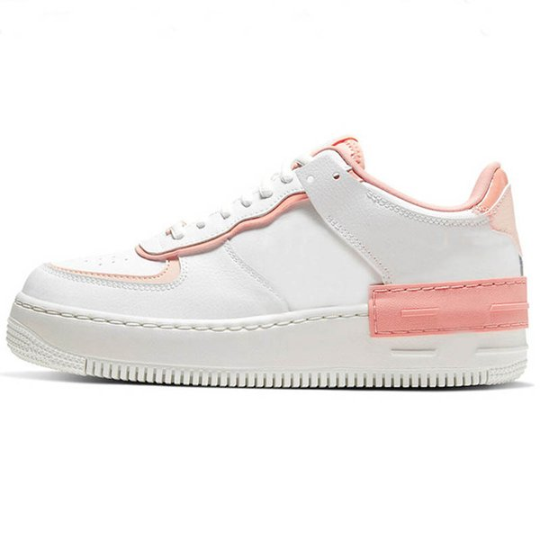 A29 Shadow White Coral Pink 36-40