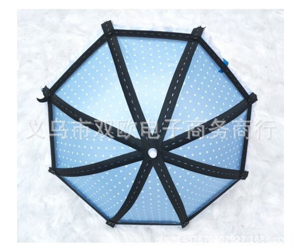Azul 8-strand Umbrella