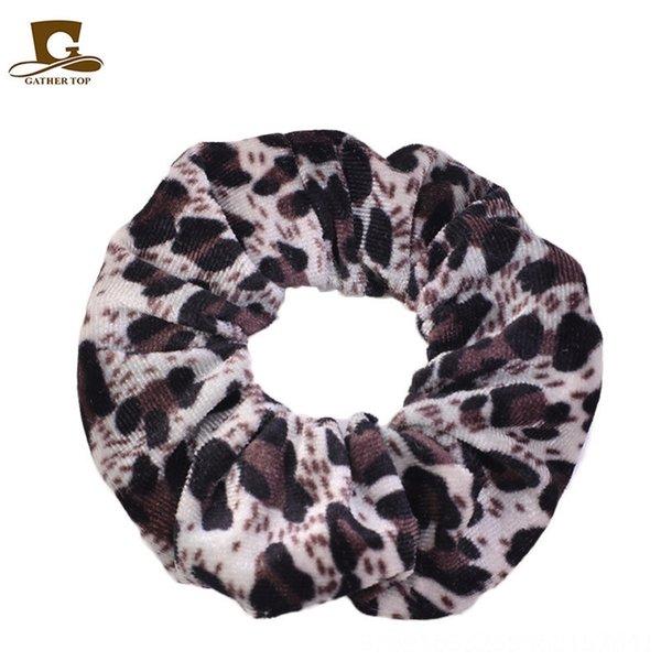 Gris del estampado leopardo