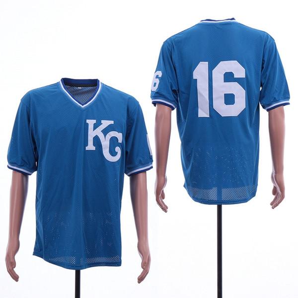 16 Blue