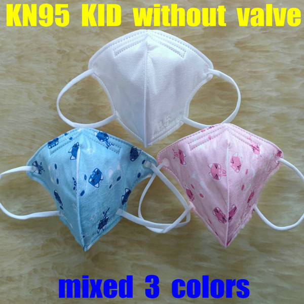 kids mixed 4 colors without valve