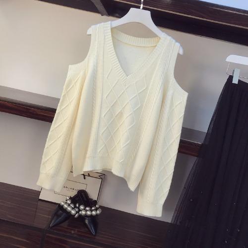 maglione albicocca