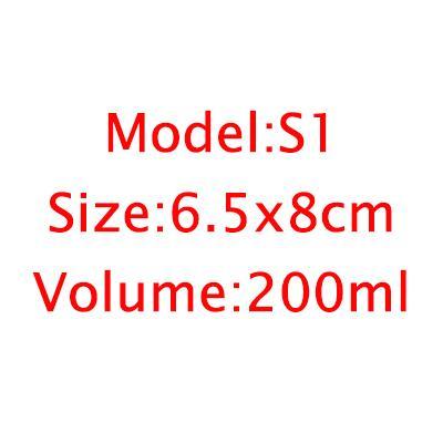 S1 6.5x8cm Bambusabdeckung
