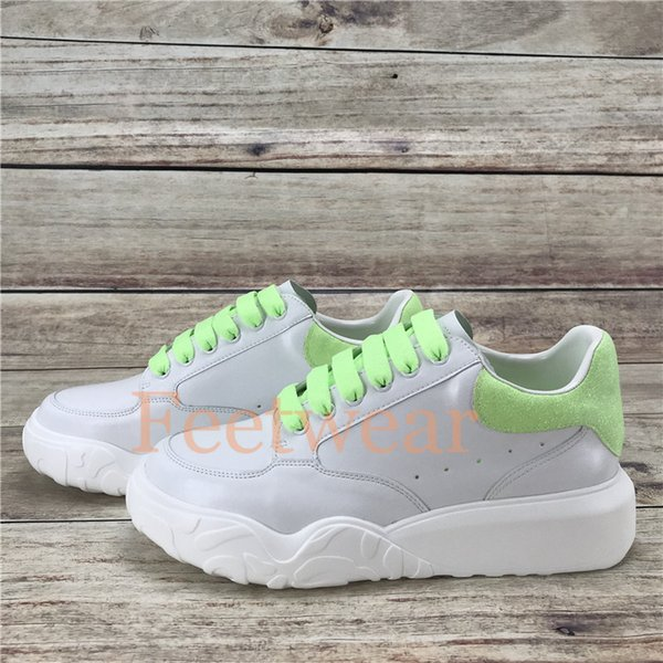 12.white green