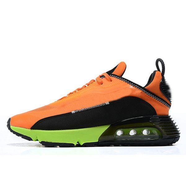 Оранжевый Зеленый