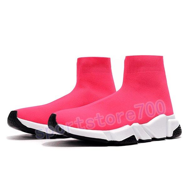16. pink white black
