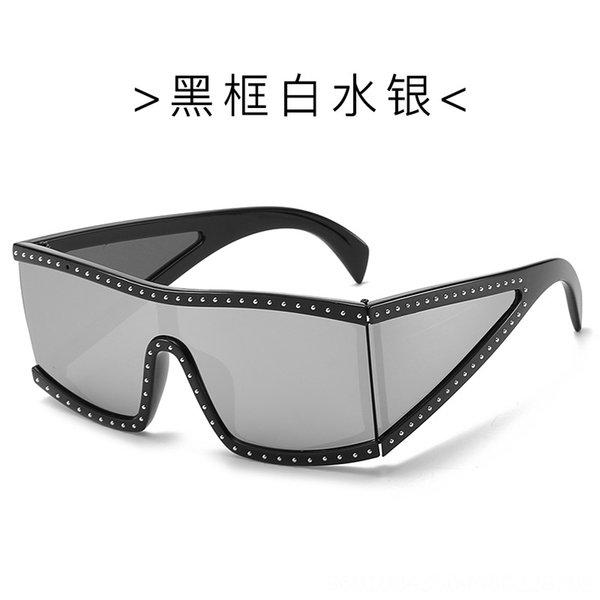 C7. Black Frame White Mercury