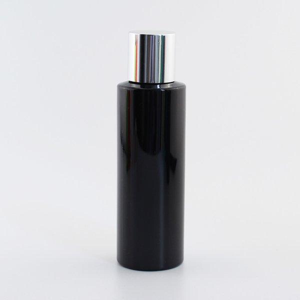 120мл 120мл Черный ПЭТ-бутылки